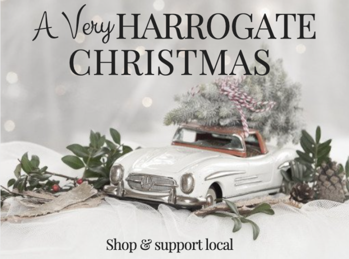 Girl About Harrogate Christmas Wish list Blogger