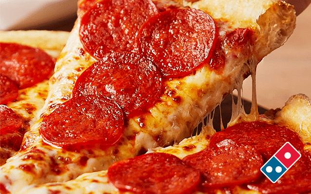 Pizza Takeaway in Harrogate Dominos Pepperoni Passion