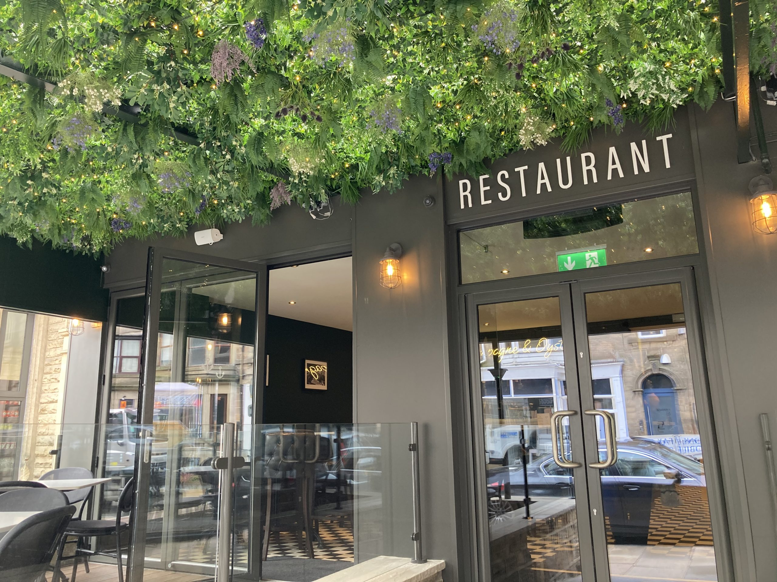 Catch seafood harrogate restaurant Harrogate blogger